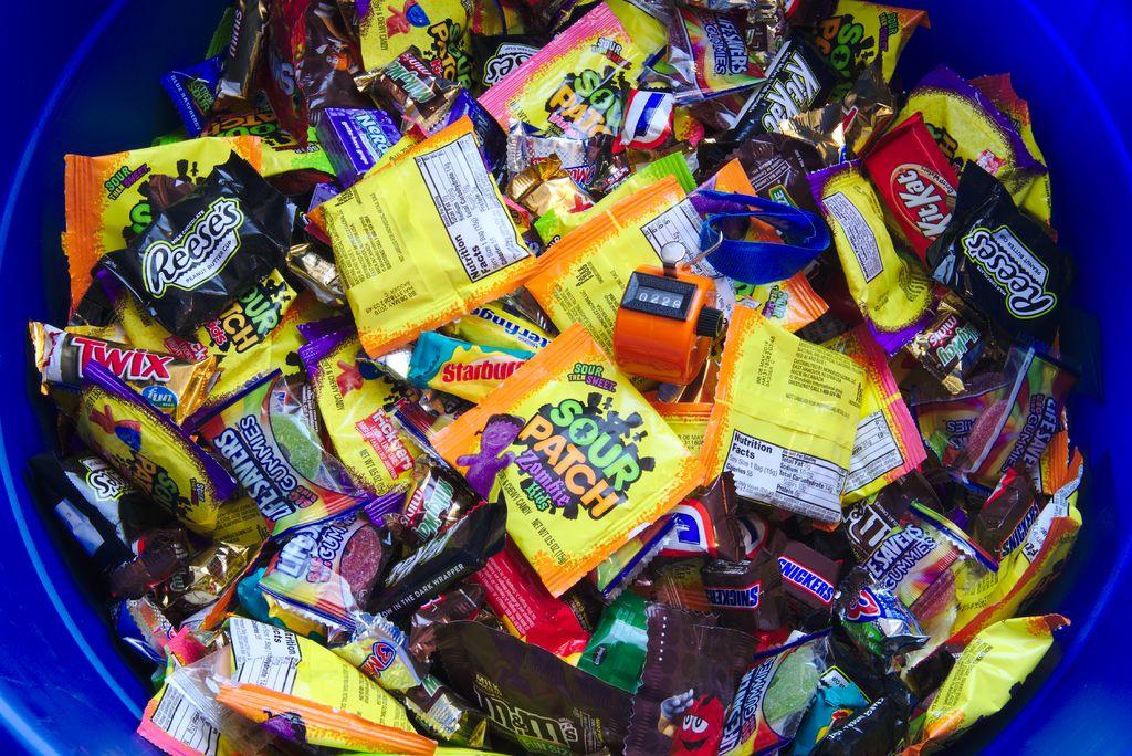 Candy, yo!