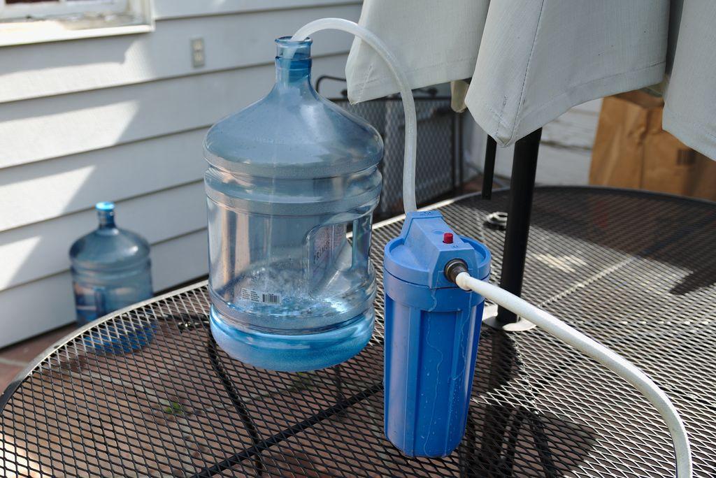 Collecting Water | Small | Medium | Large | Xlarge | Original